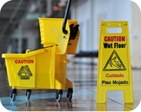 Janitorial Building Services